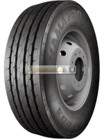 Nákladní pneu 385/65 R22,5 160K    Kama  NF203 PRO