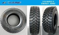 Nákladní pneu 315/80 R22.5 157K   Aufine ADM2